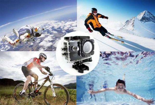 Экшен-камера ACTION CAMERA W9S