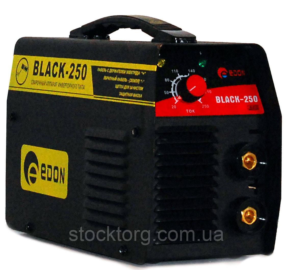 Інвертор Зварювальний EDON BLACK-250