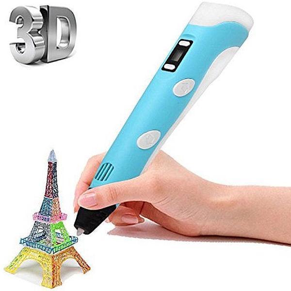3D Ручка с ЖК-дисплеем RP-100B