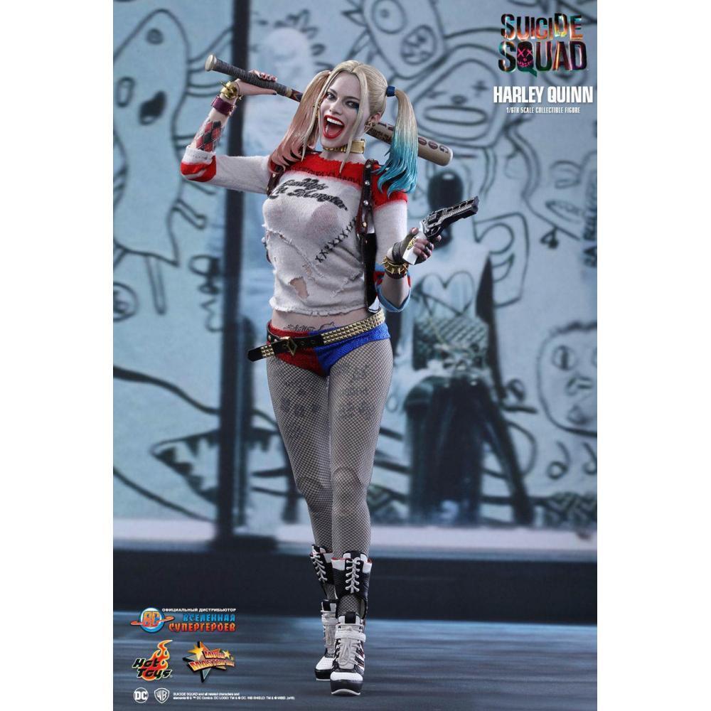 Коллекционная фигурка игрушка Харли Квинн Отряд самоубийц Suicide Squad The Harley Quinn