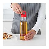 ИКЕА ИКЕА/365+ Бутылка для воды, красный, 0.5 л, фото 5
