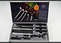 Набор кухонных ножей |  Набір кухонних ножів Non-stick (6 предметов), фото 1