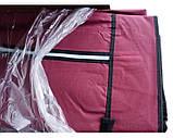 Тканевый шкаф-органайзер для одежды 2 секции., фото 6