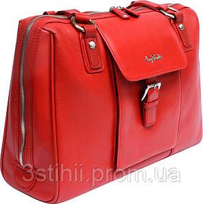 Сумка Tony Perotti Contatto 9069-37-Ct rosso Красная