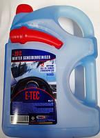 Незамерзающая жидкость для стекла E-Tec, - 20 С, 4 л (Германия)