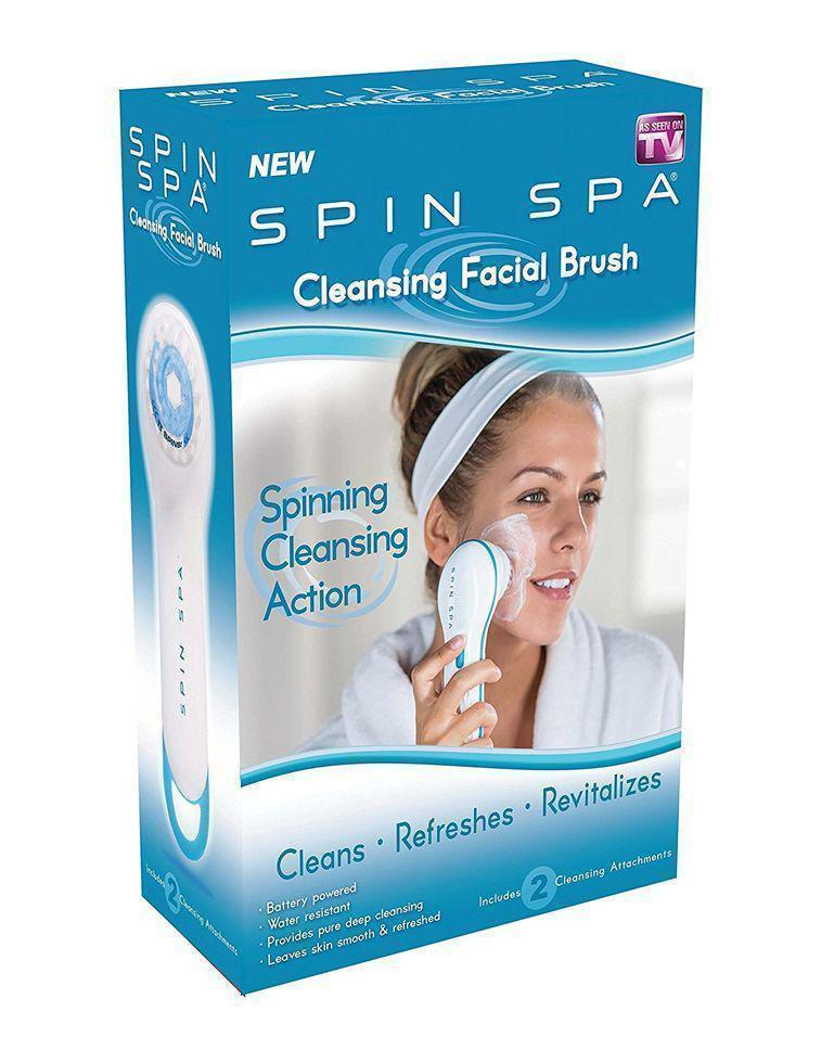 Прибор для глубокого очищения кожи Spin Spa (Реплика)