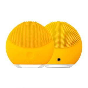 Массажер для очистки кожи лица |  Масажер для очищення шкіри обличчя Foreo LUNA Mini 2, Желтый