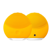 Массажер для очистки кожи лица |  Масажер для очищення шкіри обличчя Foreo LUNA Mini 2, Желтый, фото 1
