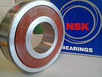 Подшипники NSK (страна производитель Япония) ступичные, подвесные, натяжные, фото 1