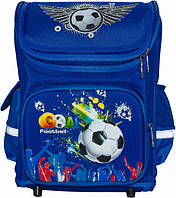 Каркасный школьный ранец-трансформер VGR Football