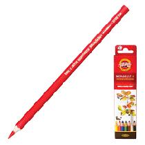 Карандаши цветные акварельные 6 цветов K-i-N Mondeluz 3715006001