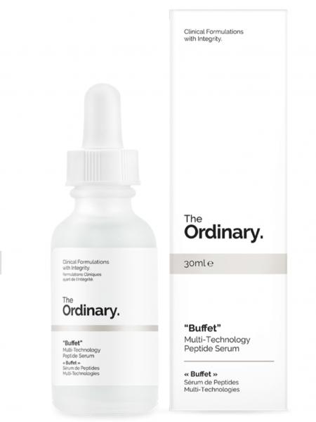 Пептидная сыворотка для лица The Ordinary  Buffet  Multi Technology Peptide Serum 30 мл