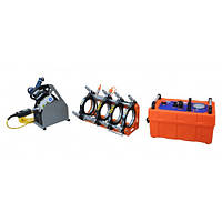Аппарат для сварки пластиковых труб и конструкций Ritmo Basic 160 With Inserts diam 40-140 mm