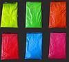 Флуоресцентные пигменты для геля акрила лака био тату 50 г. светятся в ультрафиолете