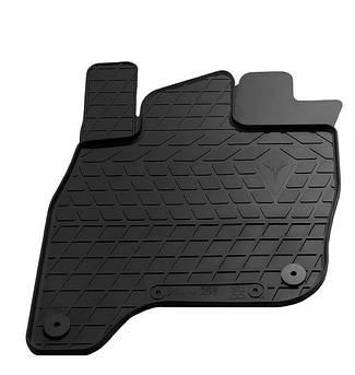 Водительский резиновый коврик для Volkswagen e-Golf 2014- Stingray