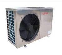 Тепловой насос воздух-вода Clitech 7.8кВт для бассейна