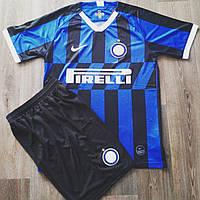 Футбольная форма Интер сезон 2019-20