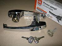 Ручка наружная КАМАЗ (левая+правая с ключами)  (арт. 5320-6105020)