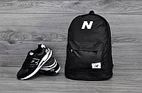 Рюкзак New Balance ( черный )