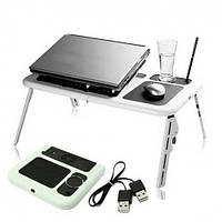 Столик для ноутбука E-Table (LD09), фото 1
