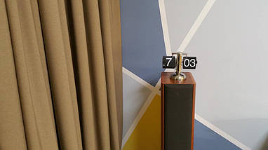Перекидные часы Flip Clock Черные, фото 2