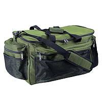 Carry-All Fishing Bag, 70x28x29cm (Рыбацкая сумка для рыболовных аксессуаров)