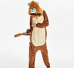 Кигуруми лев (взрослый) krd0097, фото 5