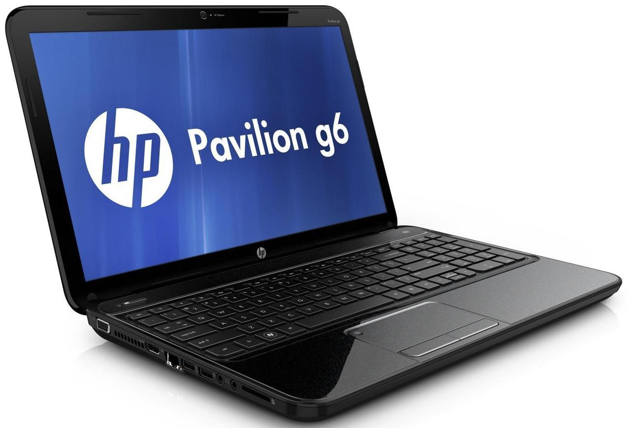 Ноутбук, notebook, HP G6 2253, 4 ядра по 2,3 ГГц, 4 Гб ОЗУ, HDD 320 Гб
