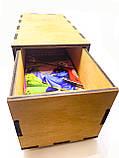 Скринька для карт Таро висувний, фото 7