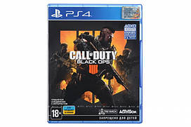 Игра Call Of Duty: Black Ops 4 для Sony PlayStation 4 (7238857)