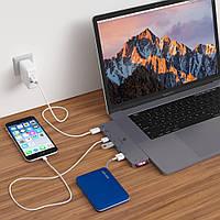 Type-C-хаб AIRON SmartDelux Thunderbolt Pro 8-IN-1 multiport для MacBook Pro