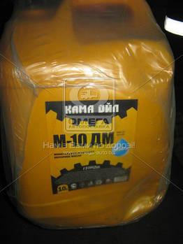 Масло моторное Кама Ойл Дизель М10ДМ SAE 30 CD (Канистра 10л/7,35 кг) (арт. 3507)