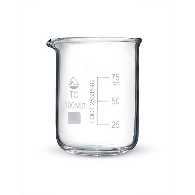 Низкие термостойкие стаканы