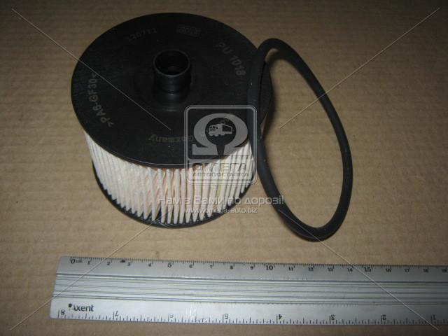 Фильтр топливный (пр-во МАНN) (арт. PU1018X)