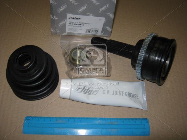 ШРУС комплект ШЕВРОЛЕТ АВЕО 02- (с ABS) наружный (RIDER) (арт. RD.255021865)