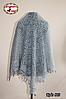 Оренбургский пуховой платок Сильвия 105см, фото 3