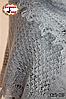 Оренбургский пуховой платок Сильвия 100см, фото 4