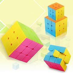 Кубик-рубика 3х3 Да Ян без наклеек