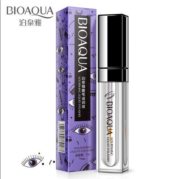 BioAqua Сыворотка для роста ресниц и бровей