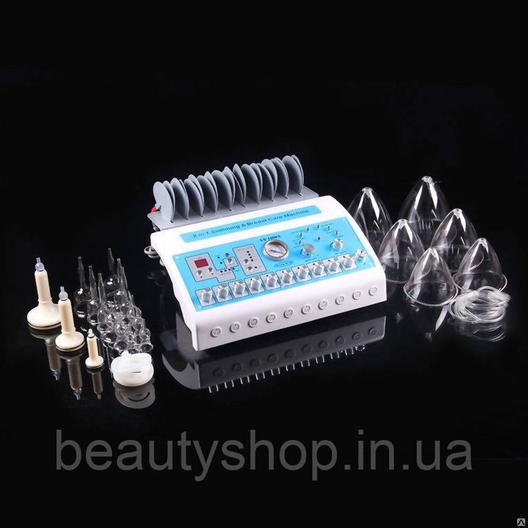 аппарат для миостимуляции и вакуумного массажа