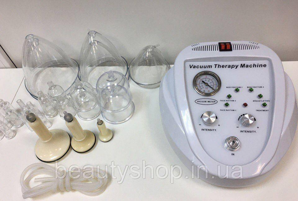 Аппарат для вакуумного массажа роликовы массажер gezatone amg 104