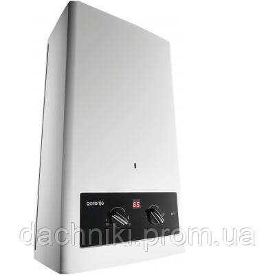 Газовый водонагреватель Gorenje GWH10NNBWC (Дымоход)