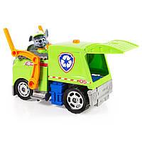Перерабатывающий транспорт Рокки (звук, свет), щенячий патруль, Spin Master