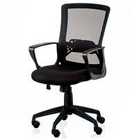 Кресло офисное Admit black E5678
