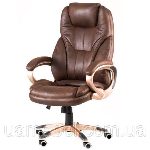 Крісло офісне Bayron brown E0420