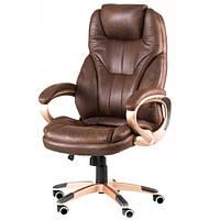 Крісло офісне Bayron brown E0420, фото 1