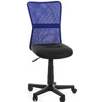 Офисное кресло BELICE, Black/Blue 277342