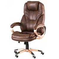 Офисное кресло Bayron dark brown E1540