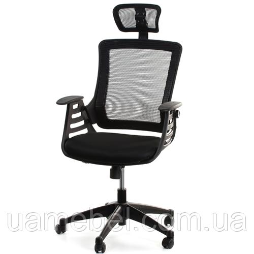 Офисное кресло MERANO headrest, Black 27714