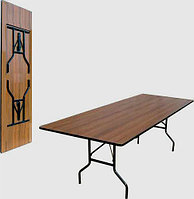 Складной/раскладной стол туристический, для путешествий  1200х600 мм